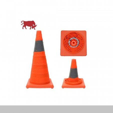 접이식 칼라콘 대형 도로안전용품 도로용품 안전용