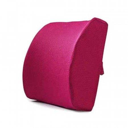 사무실 의자 등받이 쿠션 허리 받침대 둥근 등배개