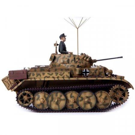 (아카데미과학) 독일2호 전차 룩스L형 1 35 13526