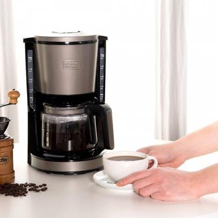 블랙앤테커 커피 메이커 BXCO2001