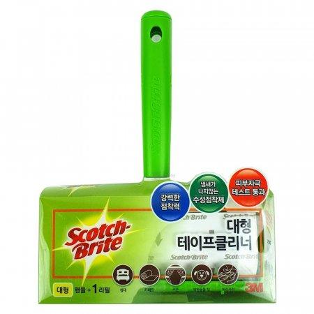 3M 롤테이프 대형 테이프클리너 본품+리필