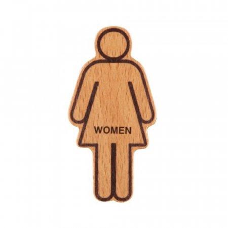 WOMEN 우드 66OZ02 안내 여자 화장실 샤워실 탈의실 O