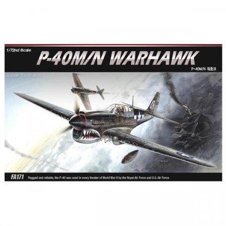 1대72 P-40MN 워호크