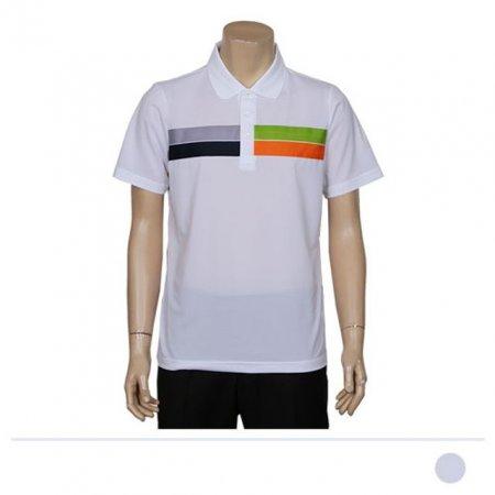 멜리엔 카라넥 반팔 티셔츠