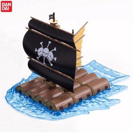 원피스 그랜드쉽 콜렉션 11 (마샬 D 티치의 해적선)