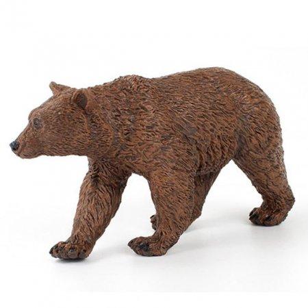 동물 모형완구 러시아 불곰 동물 피규어 장난감