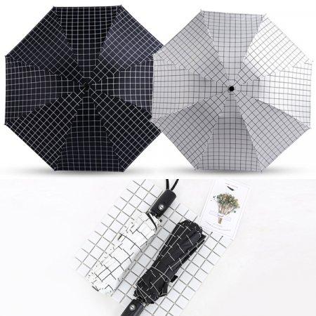남자양산 자외선차단 3단 자동 양우산