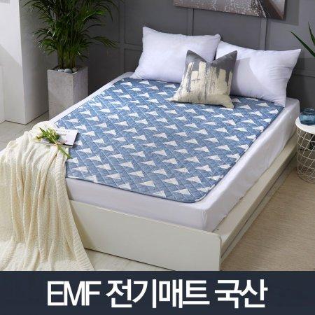 전기매트EMF마운틴_1 2인용 전기장판 전기요 온열매트