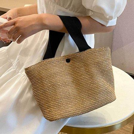 여름 토트백 라탄 에코백 캐주얼 데일리 패션 가방