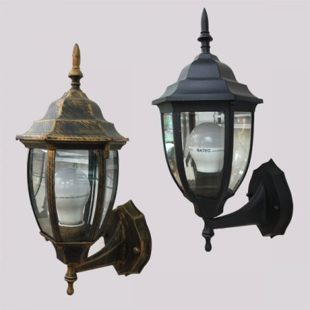 LED 주물 6각 상향 야외 벽등/LED벽등