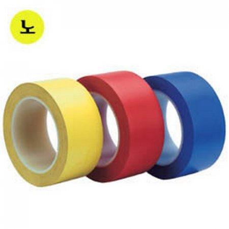 바닥라인 테이프(노랑/금성)
