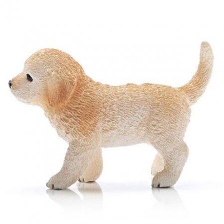 동물 피규어 골든리트리버 강아지 인형 아동 장난감