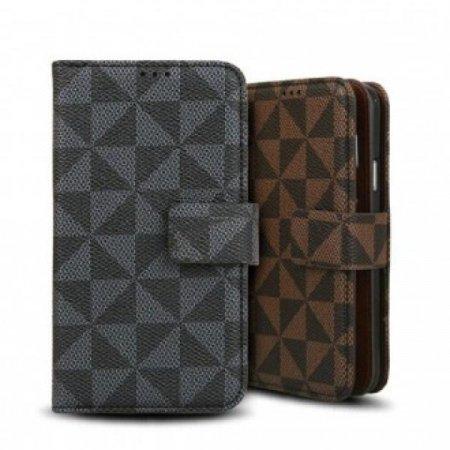 루이스타일 더블 카드 지갑형 다이어리 핸드폰 케이스 전기종