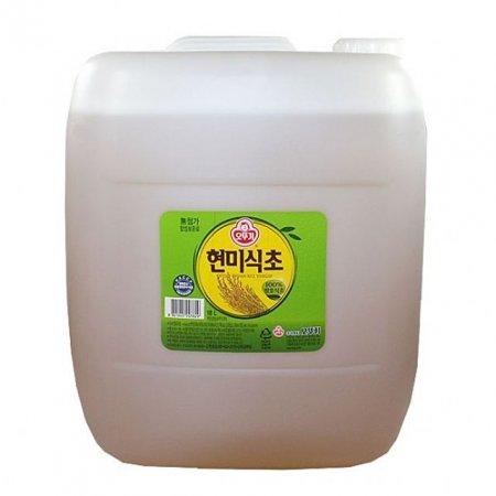 오뚜기현미식초(대)18L