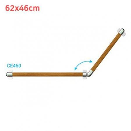 (32036)안전손잡이 EE460 관절형 (62x46cm)