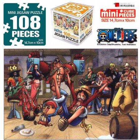 직소퍼즐 108pcs (파티타임)(3개 묶음)