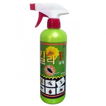 아킬라 F유제 500ml (식물화초에 피해 없는 해충구제