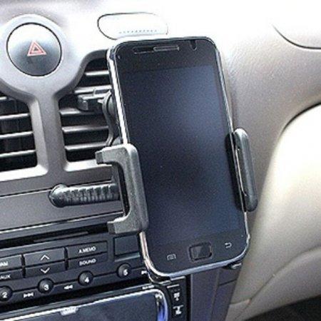 자동차 송풍구거치형 슬라이드형 스마트폰거치대
