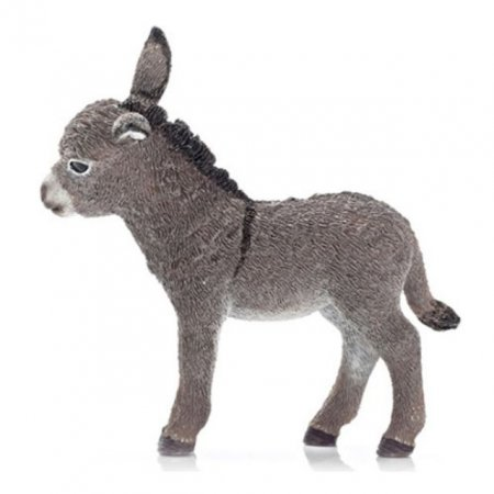 동물 피규어 당나귀 새끼 어린당나귀 아동 장난감