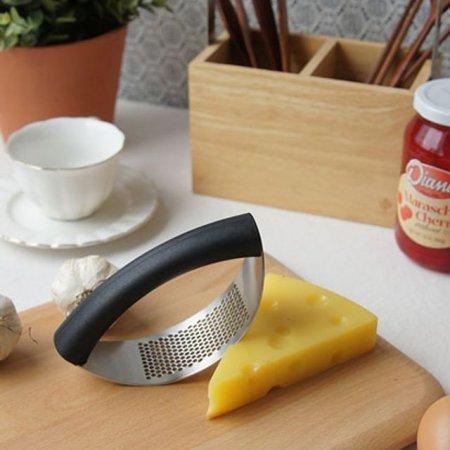 세척하기 편리한 유카 마늘다지기 (세척솔포함)