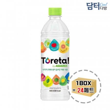 토레타 500ml (24페트)