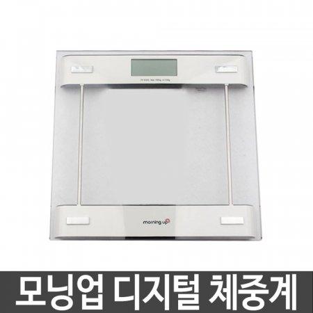 모닝업 디지털 체중계 투명체중계 DY-932S