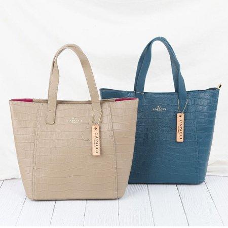 가죽 여성 핸드백 가방 고급 숄더백 토트백 파우치