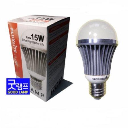 국산 LED전구 15W 벌브 욕실 주방 거실등