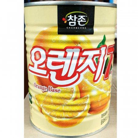 오렌지원액(참존 835ml) 식당 업소 주방 식재료