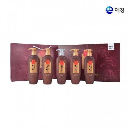 애경 동의홍삼1호 한방 샴푸 린스 명절 선물세트