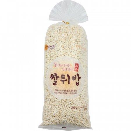 쌀튀밥 260g 10봉지(1박스) 추억의옛날과자 근영제과