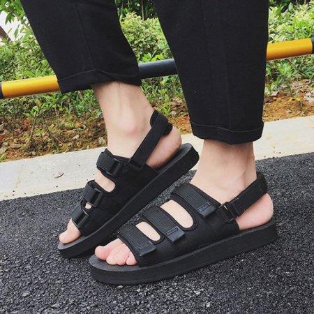 남자샌들 여자슬리퍼 스트랩 쪼리 샌달