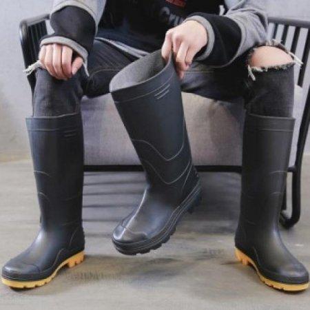 도매신 남자신발 장화 낚시 레인부츠 작업화 RAIN5