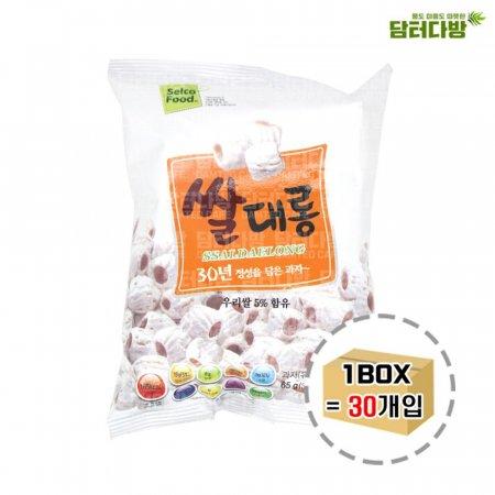 스위티코리아 쌀대롱 65g 1BOX (30개입)