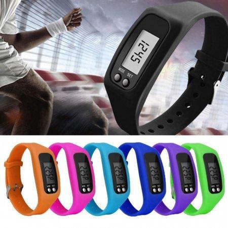 스마트 만보기 시계 만보팔찌 손목만보계 칼로리시계