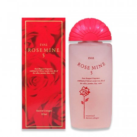 에바스 로즈마인5 샤워코롱 185ml 퍼퓸 향수 화장품