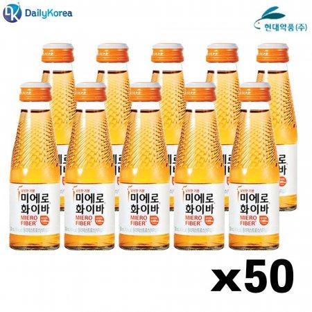 미에로 화이바 50병 식이섬유 마시는 음료 비타민 D