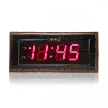 CE 벽걸이 디지털시계 CH-8100