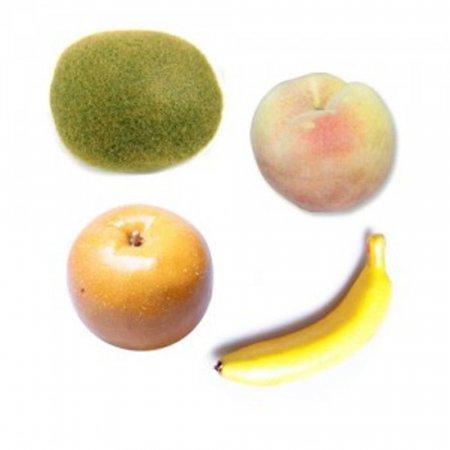 과일 모형 키위 배 복숭아 인테리어 소품 조형물 장식
