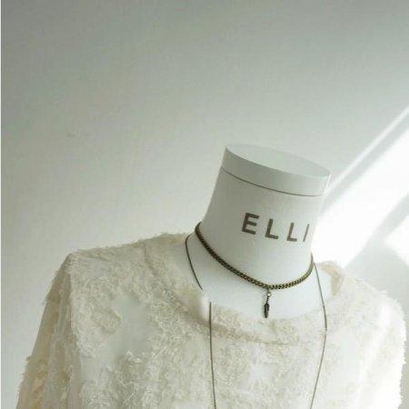보헤미안 에스닉 패션 롱목걸이, 두줄 체인 초커목걸이, 핸드메이드 쵸커, 긴목걸이