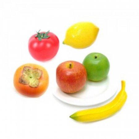 과일 모형 사과 토마토 인테리어 소품 조형물 장식