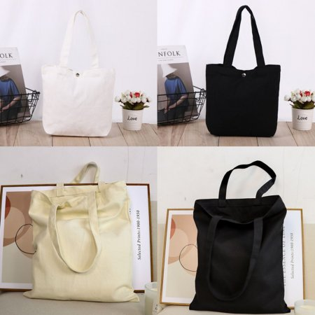 무지 에코백 캔버스백 천가방 숄더백 여행 파우치