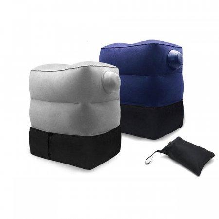 간편한 휴대 푹신한 쿠션감 3단 에어펌프 발쿠션