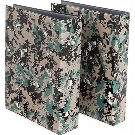 디지털무늬군용사다리바인더(A4/5cm/승진산업)