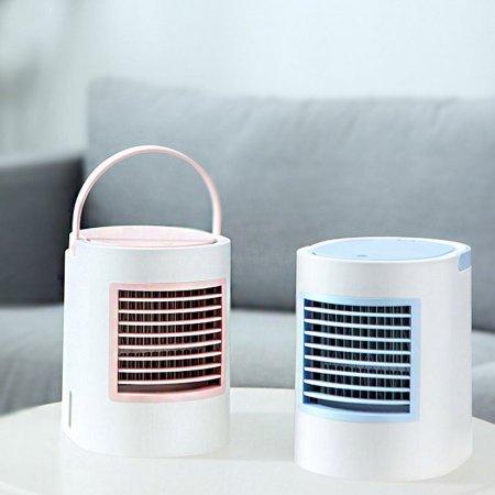 미니 냉풍기 수냉식 미니 선풍기 LED 써큘레이터