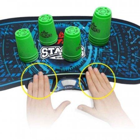 스타 스택스 타이머 컵쌓기 스피드 스택스 놀이