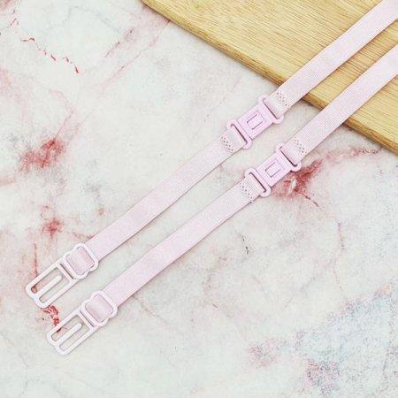 브라 고정끈 분홍