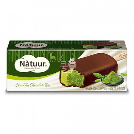 나뚜루) 녹차초콜릿 바 1박스 (24개입)