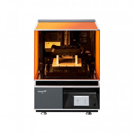 SLA 3D프린터A1+(Dental Solution) 스마트출력 시제품