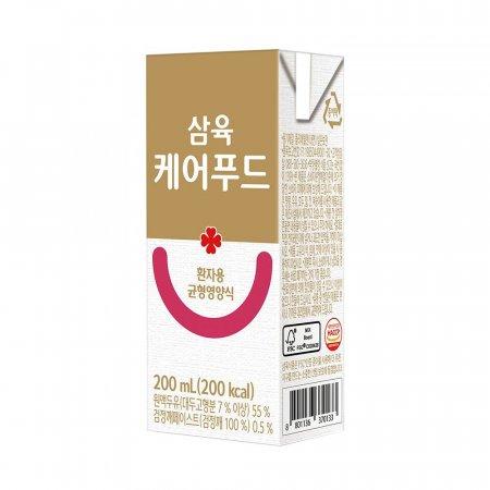 삼육 케어푸드 환자용 균형영양식 200ml 2